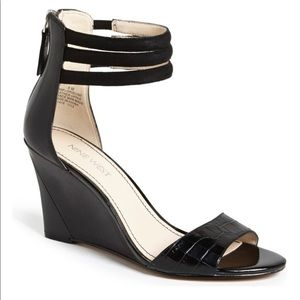 Nine West Floriscine Wedge Sandal